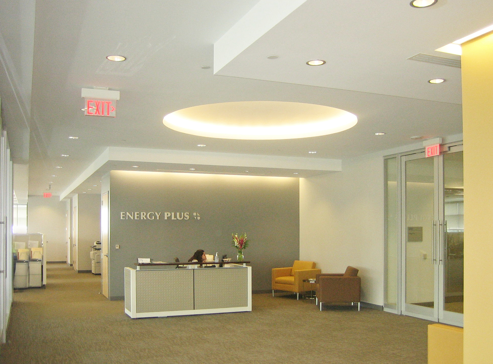 Image of: New Office For Energy Plus On The Level