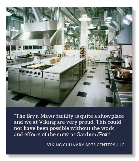 Commercial Kitchen Construction : Awards recognition on the level