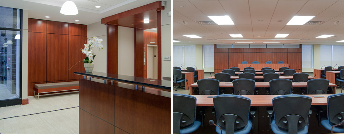 office and conference room renovation philadelphia