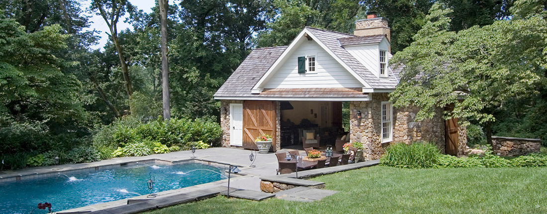 Poolhouse Construction Malvern
