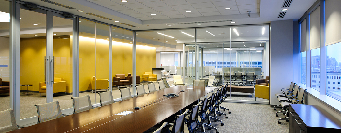 corporate office fitout philadelphia