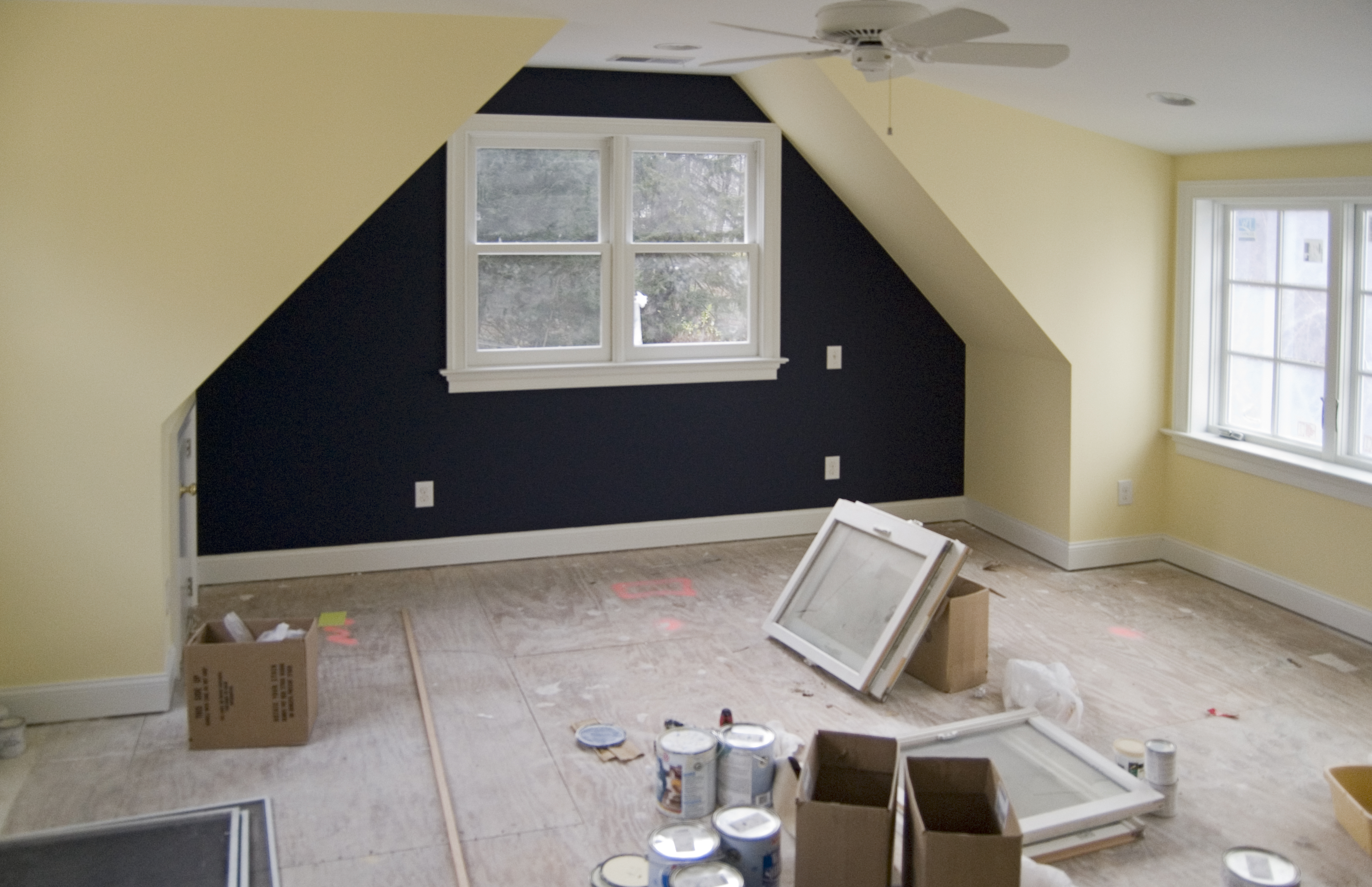 second floor room addition - photo #19