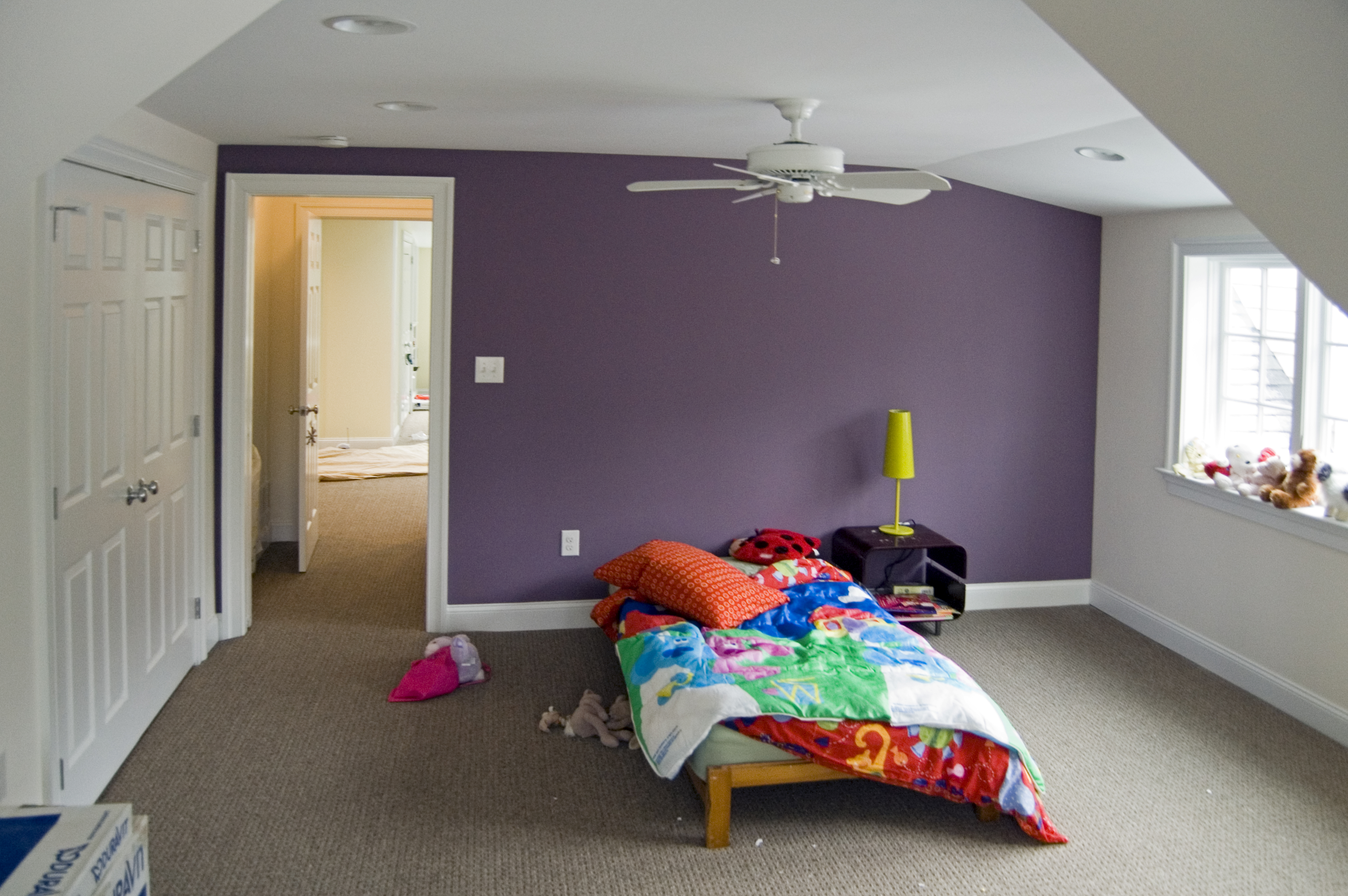 Completed Bedroom Addition in Wayne, PA