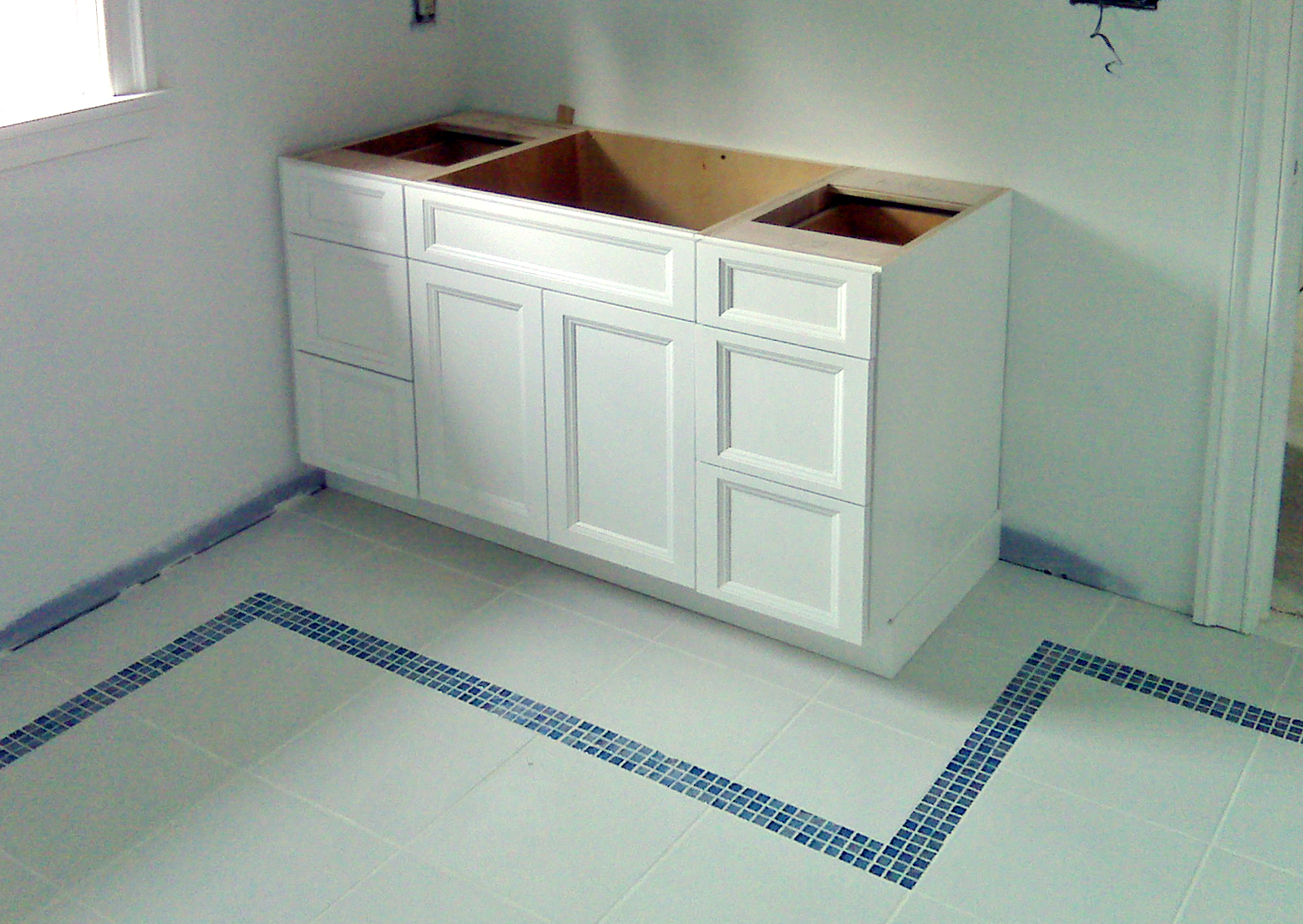 Cabinetry barley mill road for Bathroom cabinets greenville sc
