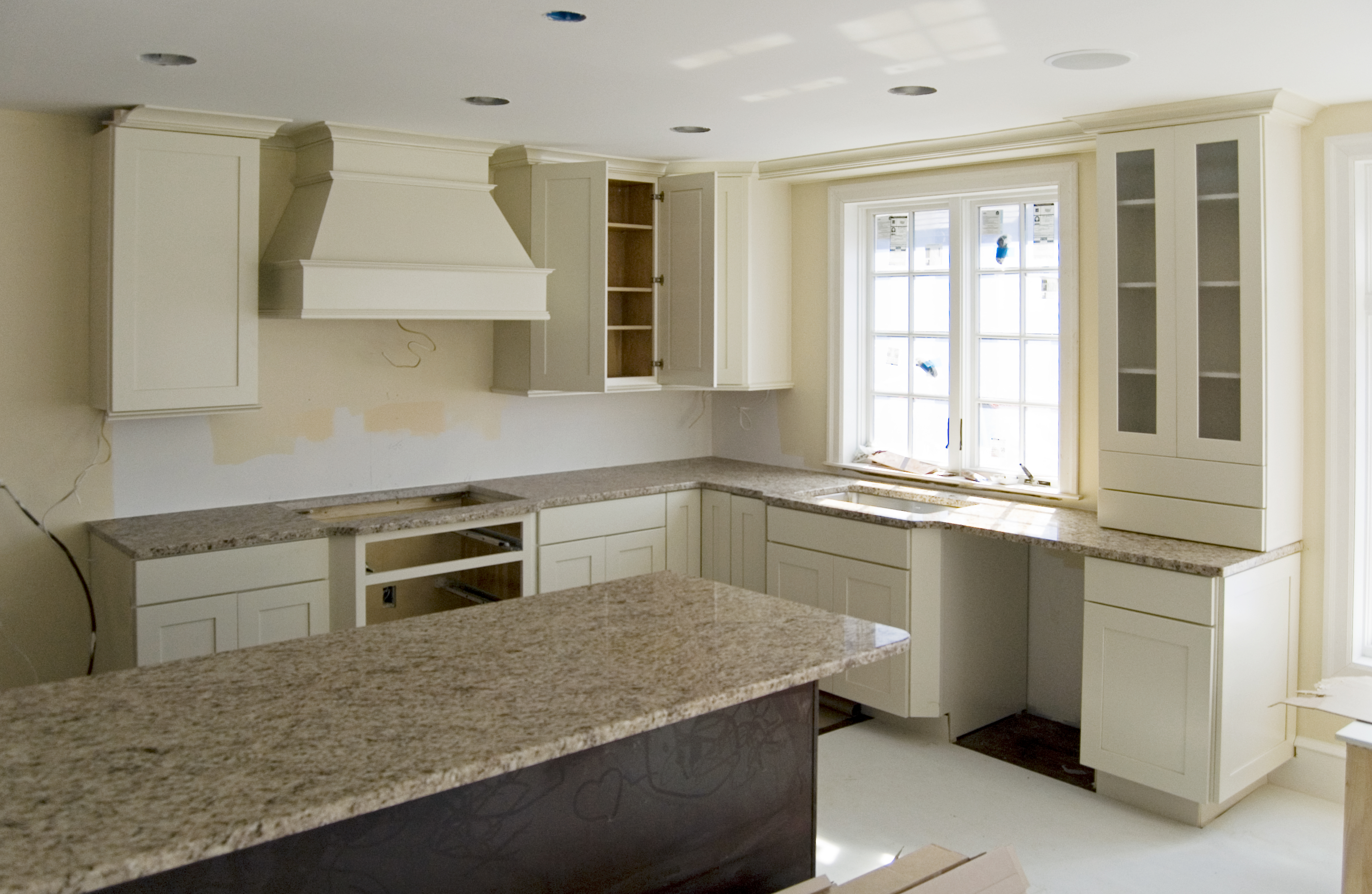 Superbe Kitchen Addition With Cabinetry In Jenkintown PA