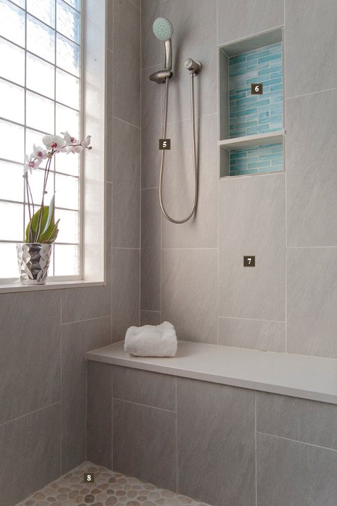 Gl Bathroom Window Design Ideas also Small Master Bathroom Ideas To Make Space Appear Larger furthermore White Shower Tile besides Wheelchair Accessible Bathroom in addition Separate Shower And Toilet. on master bathroom shower remodeling ideas