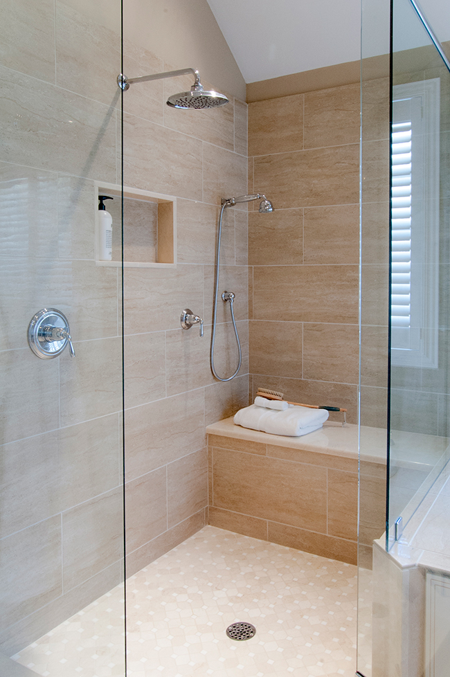 Bathroom Shower Renovation Philadelphia