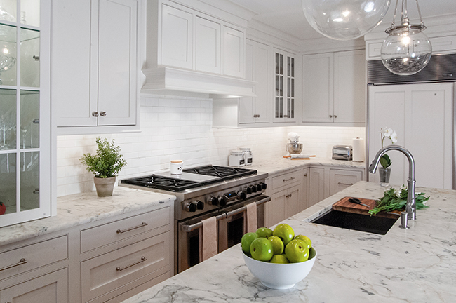 Our Favorite White Counter Tops Hint Marble Amp Granite