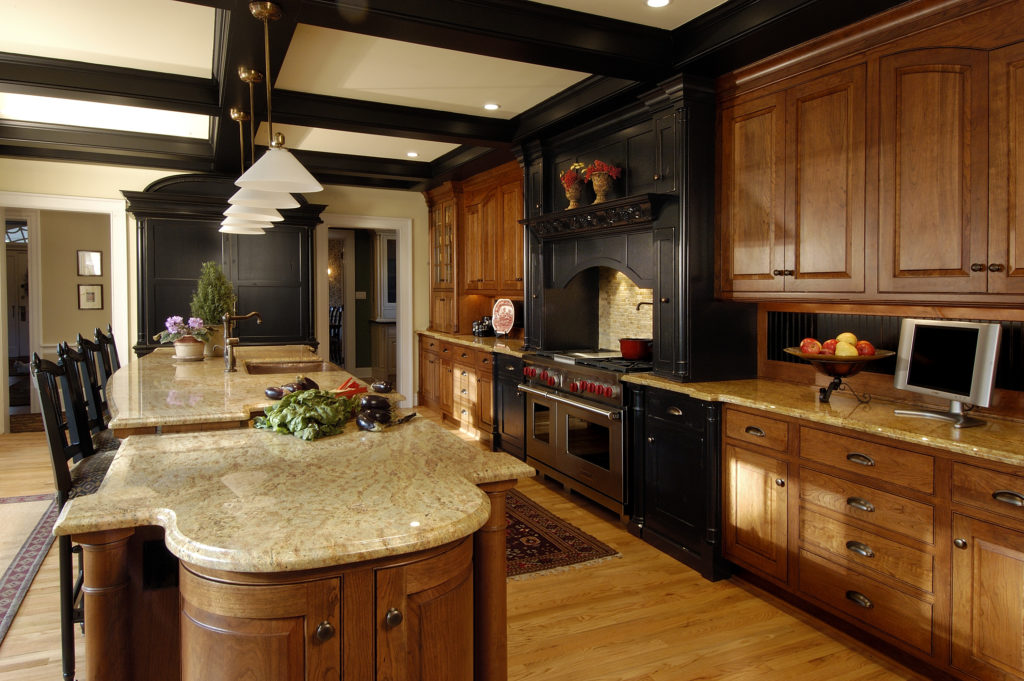 On the level page 3 renovation news tips ideas for Award winning kitchen island designs