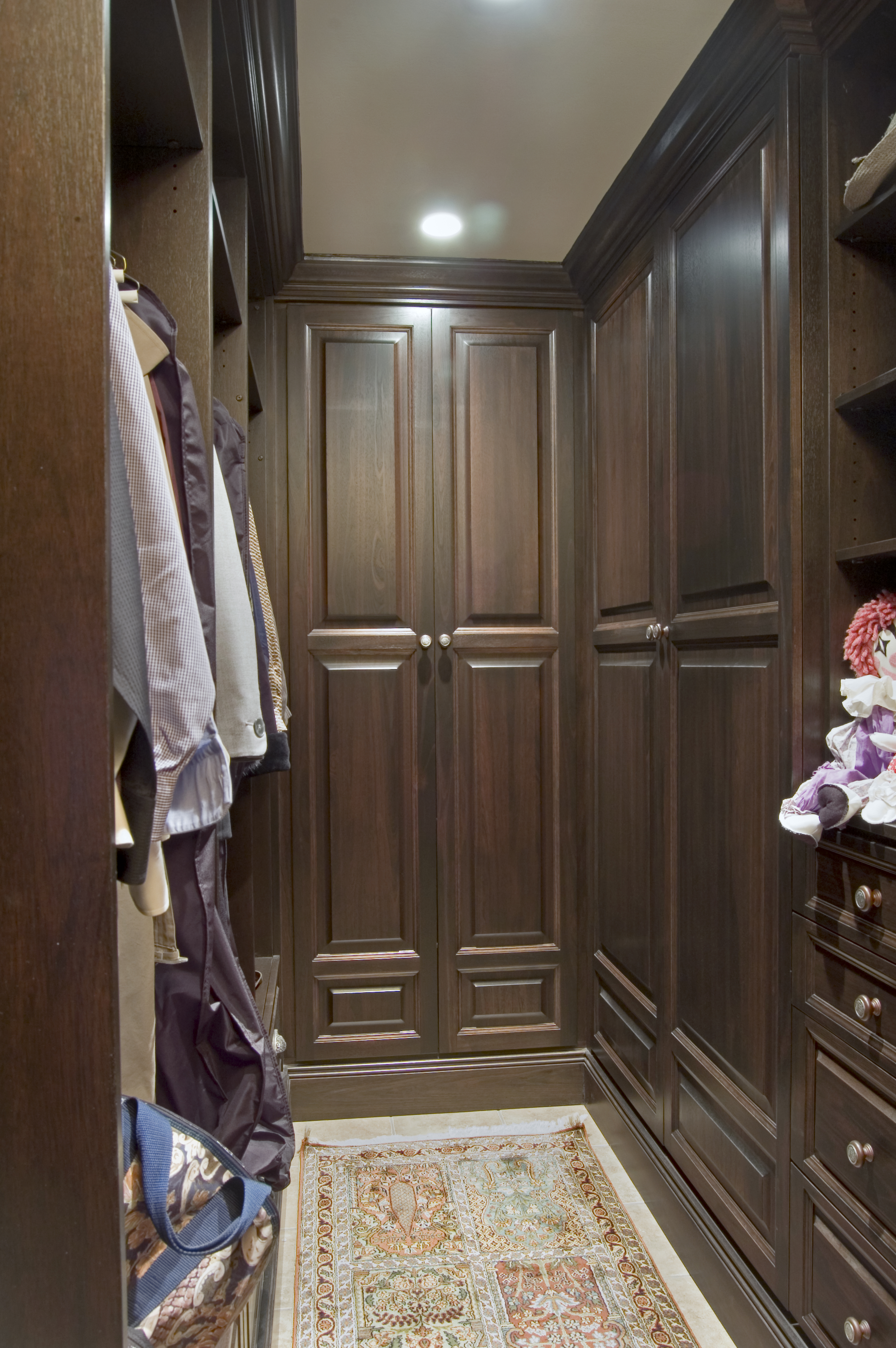 Elegant Closet Organization Custom Cabinetry Philadelphia Renovation