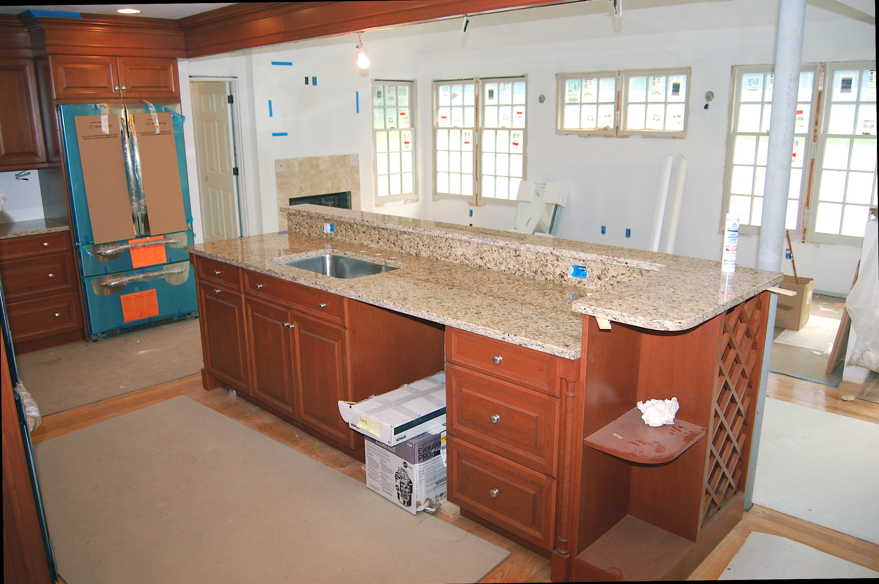 Kitchen cabinets and countertops king of prussia rd addition for Adelphi kitchen cabinets