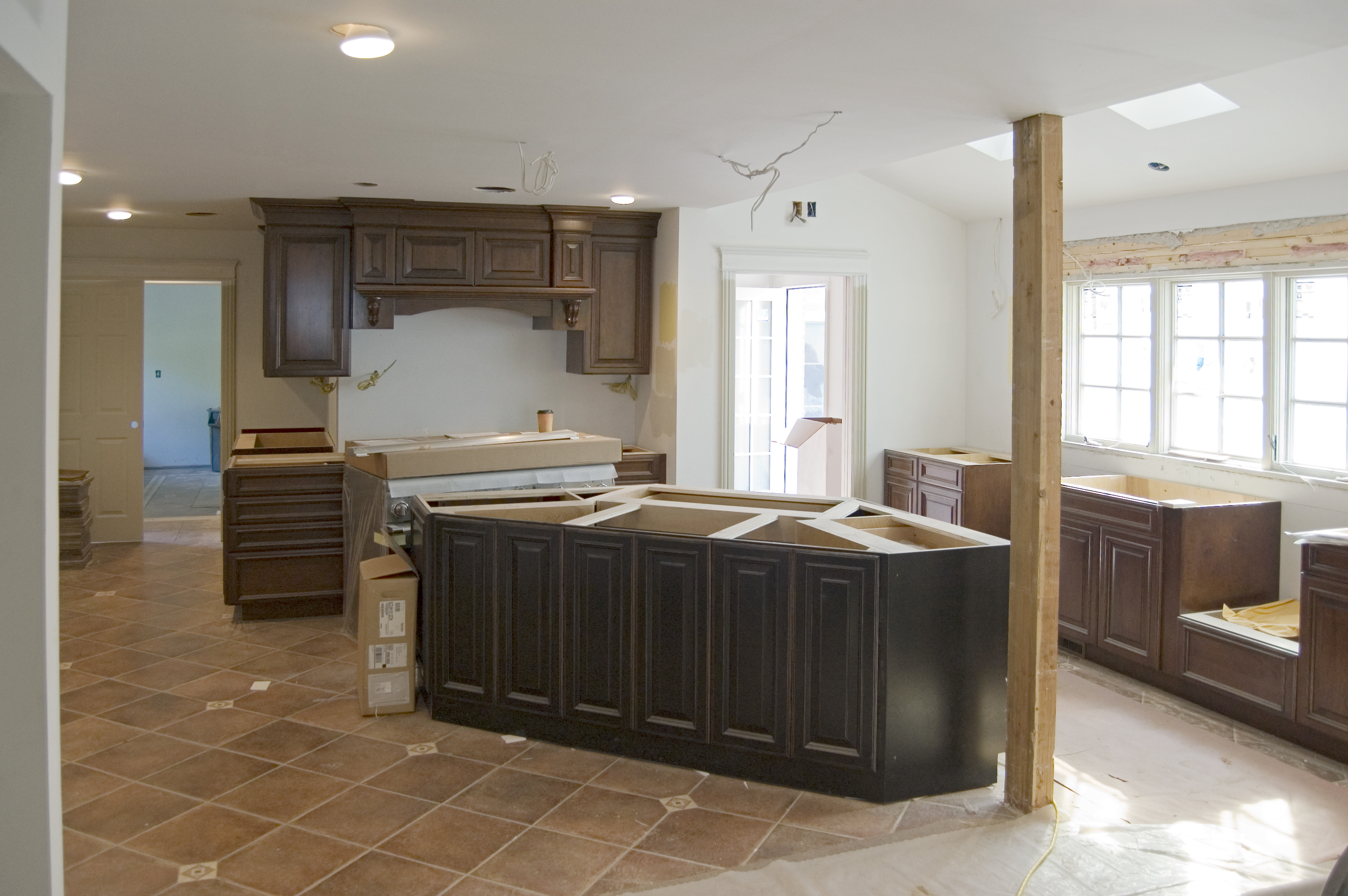Cabinetry whitby drive renovation for Adelphi kitchen cabinets